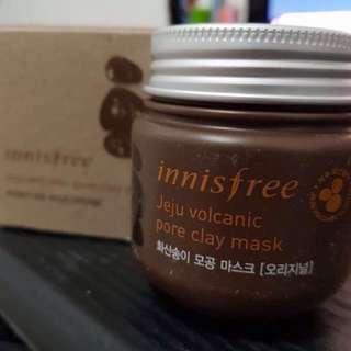 Shrinks pores, control sebum, exfoliates, deeply cleanses, brightens tone , cools ; made from minerals released by volcanic explotions in jeju. Categorized as a preserved alkaline resource and is effective in removing sebum and impurities.