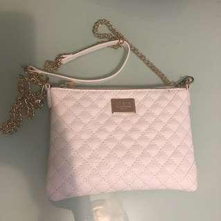 Colette side bag white