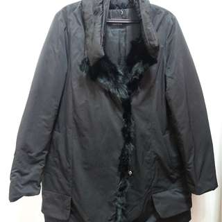 Black Winter Coat (Spring Coat)