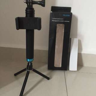 GoPro Hero 5 accessory (xiaomi/SjCam)