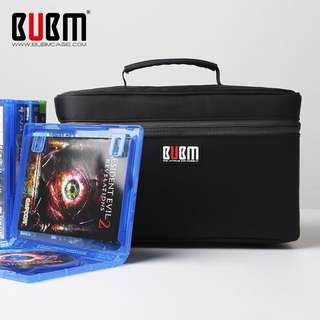 PS4 , Xbox Game Disc storage (20) and Carry Pouch