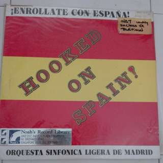 Hook On Spain Vinyl LP Record