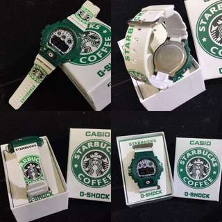 G-SHOCK GW6900 STARBUCKS EDITION