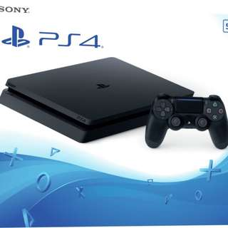 PS4 silm 500G