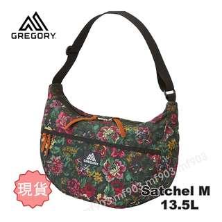 行貨 Gregory Satchel M 13L Garden Tapestry 綠花 Arro 22 Bag 經典 Wtaps 斜揹袋 Supreme 旅行袋