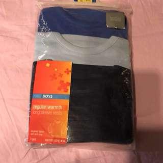 Marks & Spencer M&S Thermal Long Sleeve Vests