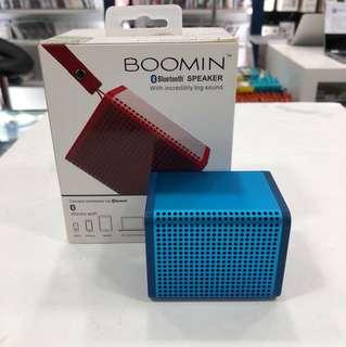 Booming Bluetooth Speaker