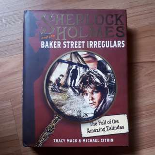 [Book] Sherlock Holmes and the Baker Street Irregulars: The Fall of the Amazing Zalindas (Hardcover)
