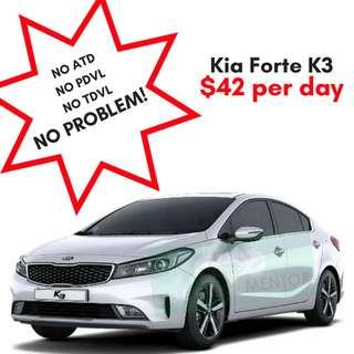 Kia Forte K3