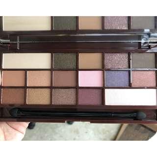 I Heart Makeup I Heart Chocolate 16 Eyeshadow Wonder Palette