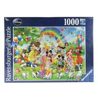 RAVENSBURGER 19019 Disney - Mickey's Birthday 1000 Pieces Jigsaw Puzzle