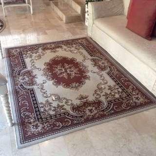 Medium Rectangle Persian Carpet