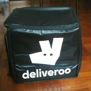 Deliveroo small thermal bag NEW