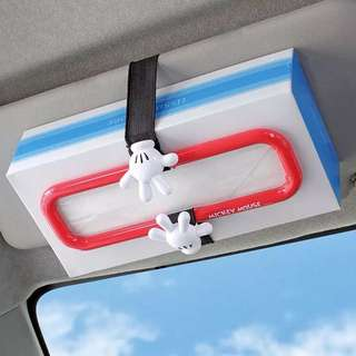 Mickey Car tissues holder