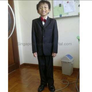 Page boy suit (wedding/formal function/christening)