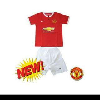 Man United jersey for baby toddler