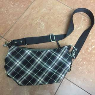 Burberry satchel bag tote bag 斜孭袋 100%real