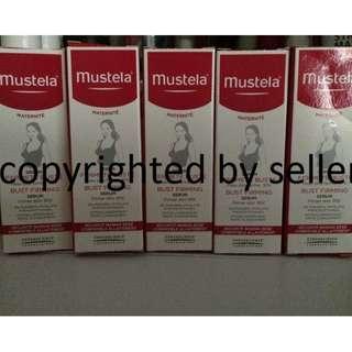 Brand New Mustela Bust Firming Serum
