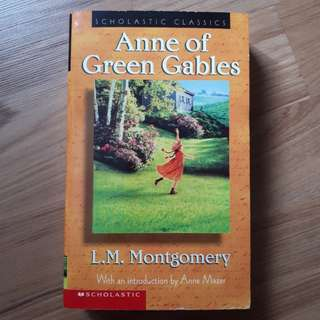 [Book] L.M. Montgomery - Anne of Green Gables
