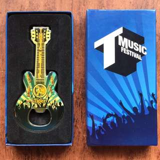 TMusic Fest Fridge Magnet Opener