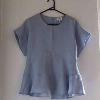 Seed Heritage top - size 8