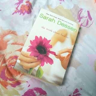 Sarah Dessen Books - 3 Titles