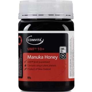 【READY STOCK 】NZ Comvita Premium Honey @ UMF 10+ 500g