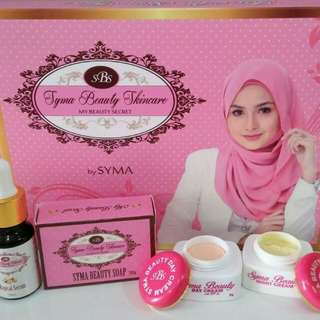 Syma beauty skincare
