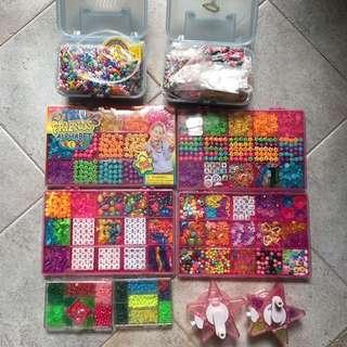 Children beads for Friends