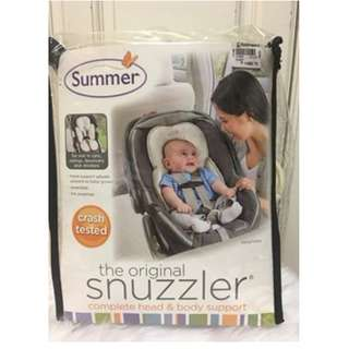 Summer Infant Snuzzler Support for Car Seats and Strollers 50%off