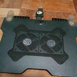 USB fan laptop