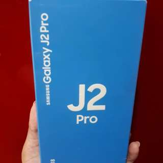 New Edition Samsung Galaxy J2 Pro Kredit