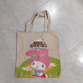 My Melody Tote Bag
