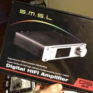 Smsl Q5 pro Digital Amplifier