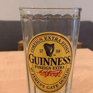 Guinness 90s glass