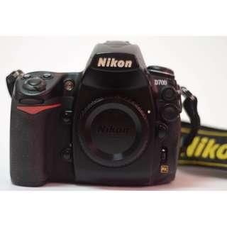 Nikon D700 (Body)