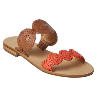 Jack Rogers worn once size: 8