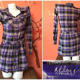 plaid dress (medium)