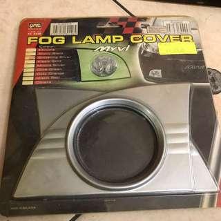 Myvi foglamp cover