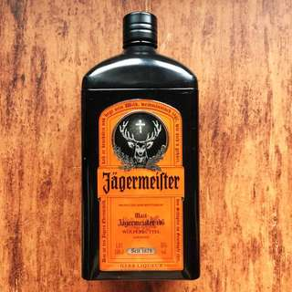 Jagermeister Full Tin Casing