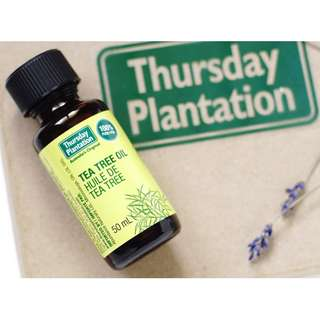 [50ml][FREE MAIL]Thursday Plantation Tea Tree Oil
