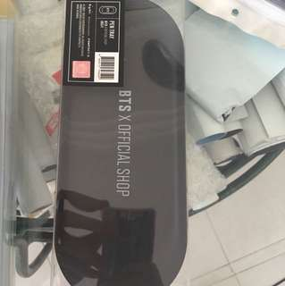 Sealed Instock Official Bangtan Boys Bts limited edition shop pen tray
