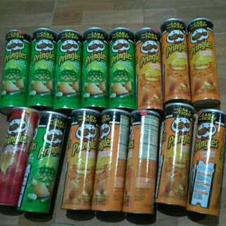 Pringles any flavour