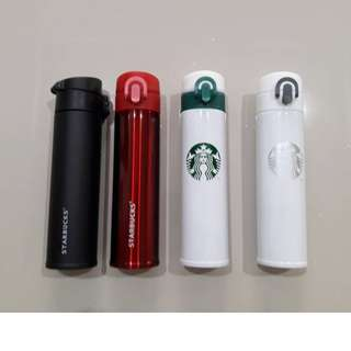 HIGH QUALITY STAINLESS STEEL STARBUCKS THERMOS FLASK VACUUM BOTTLE