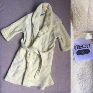 Children Bathrobe Size 2