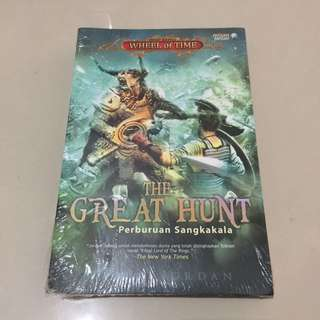 Wheel of Time - The Great Hunt