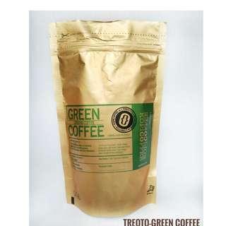 Treoto Green Coffee-Diet Kopi Hijau