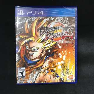 (BN) PS4 Dragonball FighterZ