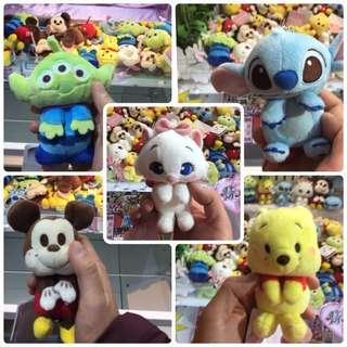 全新三眼仔/米奇/Marie/史迪仔/Winnie the Pooh