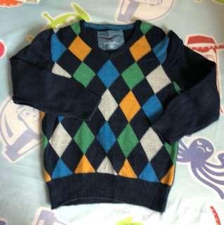 Zara knitwear size 2-3
